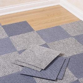 Carpet tiles have been around for over 50 years and were originally developed for homes as a hardwearing alternative to traditional broadloom carpet.